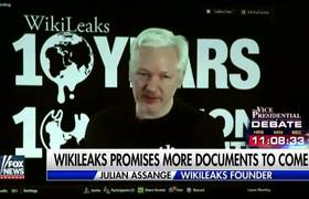 No WikiLeaks 'October Surprise', promises documents to come