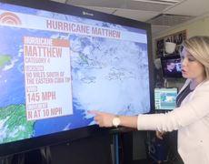 Huracán Matthew amenaza a los Estados Unidos
