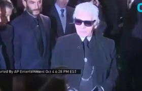 Karl Lagerfeld Blames Kim For Her Own Robbery