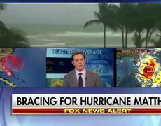 NC governor keeping close eye on Hurricane Matthew