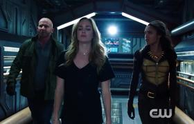 DC's Legends of Tomorrow | Out of Time Extended Trailer
