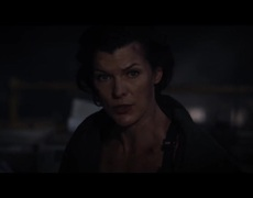 RESIDENT EVIL: THE FINAL CHAPTER - Official Movie Trailer #2 (2017) HD - Milla Jovovich Zombie Horror Movie H