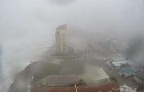 #VIDEO - Hurricane Matthew Slam Jacksonville Beach