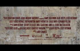 ARMY OF ONE - OFFICIAL TRAILER