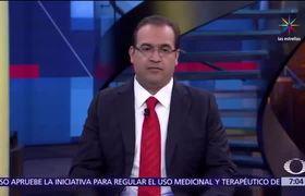 Javier Duarte paga 100 mdp a Teletón y aparece en con Carlos Loret de Mola