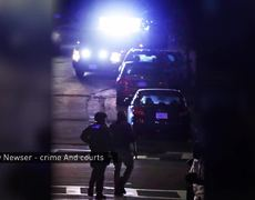 Suspect Dead In Boston Police Shootout