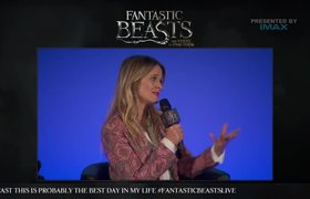 J.K Rowling Reveals There Will Be 5 'Fantastic Beast' Movies