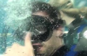 CAGE DIVE - Official Movie Trailer (2016) Shark Found Footage Horror Movie