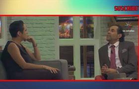 Betty Monroe hace reto en programa en vivo ¡y se le sale tremenda grosería!