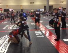 Jon Jones LOSES FINAL at NAGA!!!