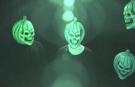 Halloween Hell Comes To Haddonfield - Night Vision #HHN2016 Universal Studios