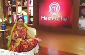 #LadyTehuana Presume vestido en Master Chef pero critica a tehuanas