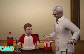 Teen goes blind from KFC & Coke: Vitamin A deficiency blinds Australian boy in one eye