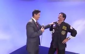 What - Reporter Exposes Kung Fu Master On Live TV!