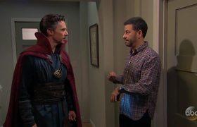 Jimmy Kimmel Hires Doctor Strange
