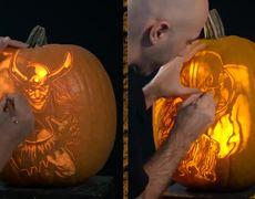Villains - Pumpkin Carving (MARVEL)