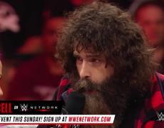 Raw Women's Champion - Sasha Banks vs. Charlotte Flair Contract Signing