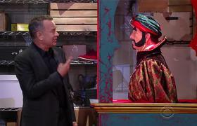 Tom Hanks Wants Something Else From Zoltar (Video)