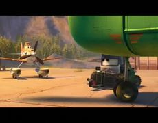 PLANES FIRE RESCUE Official Movie Trailer 2 2014 HD Disney Sequel
