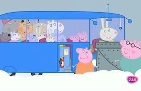 Peppa Pig - Sol, mar y nieve - Episodio Completo