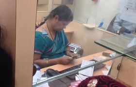 Meet The Slowest Cashier In The World