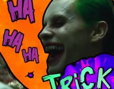 SUICIDE SQUAD - Official Movie Promo Clip: Joker and Harley Halloween (2016) Margot Robbie, Jared Leto Movie