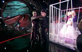 James & Sharna's Waltz - Dancing with the Stars