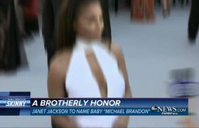 Janet Jackson to Name Baby