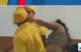 Declara mujer golpeada a puñetazos por taquero