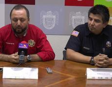 Ejercicio Binacional de Entrenamiento vs Incendios de Gran Altura en Tijuana - Ayuntamiento de Tijuana