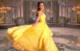 First Look Beauty & The Beast Live Action Movie