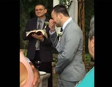 #VIRAL - Groom's reaction to see bride for the first time