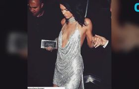 Kendall Jenner And Paris Hilton Wore The Same Dress For Their 21sts