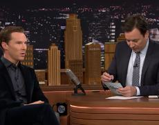 Jimmy Fallon - Benedict Cumberbatch's First Kiss Was Underwater