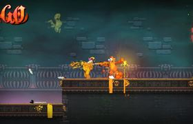 Nidhogg 2 - Announcement Trailer
