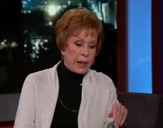 Carol Burnett on Growing Up in Hollywood