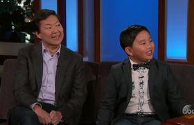 Jimmy Kimmel - Ken Jeong & Albert Tsai on Dr. Ken