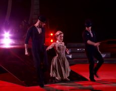 Trio Tango: Terra, Sasha, and Artem - Dancing with the Stars