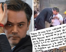 Carta de Aurelio Nuño a la niña que la corrigió