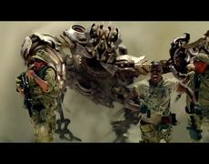 TRANSFORMERS: THE LAST KNIGHT - Official 'IMAX' Teaser Trailer (2017)