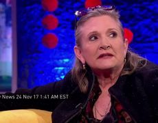 Carrie Fisher Had Affair With Harrison Ford