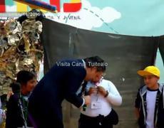 VIDEO - Nuño niega que Andrea niña que lo corrigió haya sido castigada por sus maestro