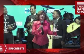 Hillary Clinton celebra con Mexicanos (VIDEOS)