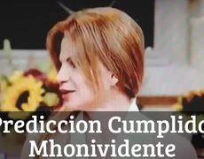 Prediccion Cumplida Mhonividente BELINDA y CRISS ANGEL SON NOVIOS