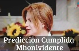 Prediccion Cumplida Mhonividente BELINDA y CRISS ANGEL