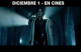 Underworld 5: Guerras de sangre - TV Spot Oficial (2016) Subtitulado