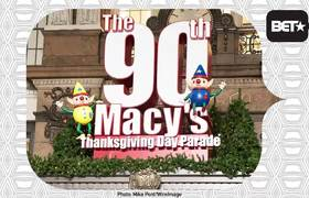 Macy's Thanksgiving Parade Celebrates 90 Years