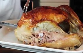 Tradicitional method to Carving Turkey #Thanksgiving