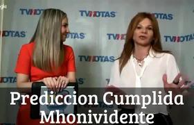 Mhonividente Prediccion Cumplida - MUERTE DE FIDEL CASTRO
