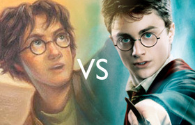 #Top10 - Shocking Differences Between the Harry Potter Movies and Books